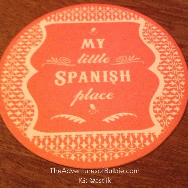 My Little Spanish Place